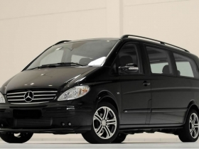 Taxi-minivan or how to save money on your trip to Halkidiki from Thessaloniki airport